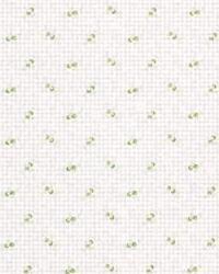 Small Print Floral Fabric  Lavinia LA1262 39 Willow