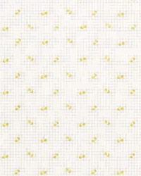 Small Print Floral Fabric  Lavinia LA1262 412 Buttercup