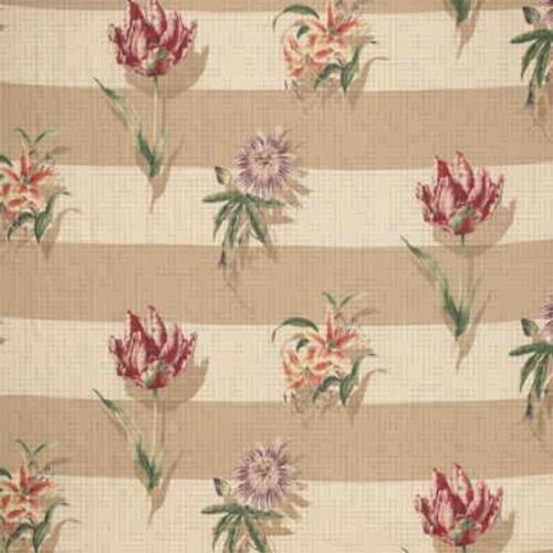 Laura Ashley Fabrics Fairview LA1289 45 Antique