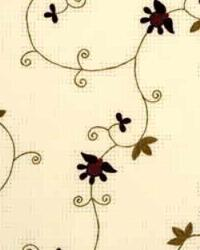 Laura Ashley AMELIE LA1300 910 MULBERRY Fabric