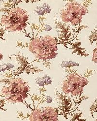 Laura Ashley DALBY LA1308 76 ROSEWOOD Fabric