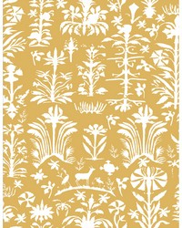 SALINAS WP LCW1035 002 MOSTAZA by  Kravet Wallcovering