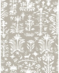 SALINAS WP LCW1035 005 GRIS by  Kravet Wallcovering