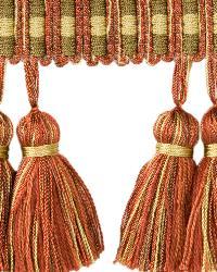 Paired Tassels T30584 924 Antique Tassel Fringe by