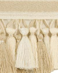 Book Hampton T30593 16 Natural Tassel Fringe by