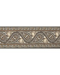 INDIA T30687 1066 SMOKE by  Kravet Trim