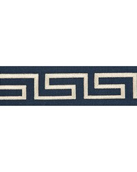 KEYSTONE BORDER T30689 515 NAUTICAL by  Kravet Trim