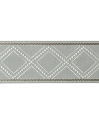 Diamond Trellis Vapor by  Kravet Trim