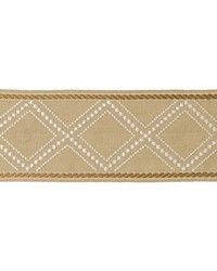 Diamond Trellis Lunar by  Kravet Trim