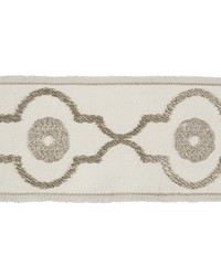 Ogee Chain Dove by  Kravet Trim