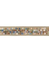 Mosaique Ocean by  Kravet Trim