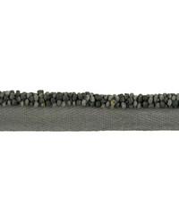 Grey Kravet Trim Kravet Trim Pebble Cord Coal