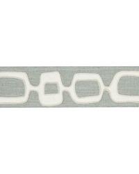 ORGANIC LINKS T30755 11 GREY by  Kravet Trim
