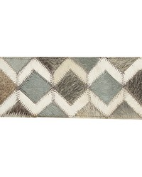 DIAMOND HIDE T30760 811 DAPPLE GREY by  Kravet Trim