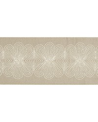 FLOWER STITCH T30763 106 LINEN by  Kravet Trim