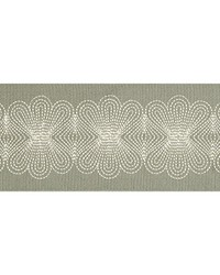 FLOWER STITCH T30763 11 PIGEON by  Kravet Trim