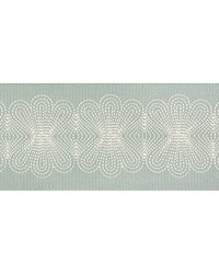 FLOWER STITCH T30763 136 MINERAL by  Kravet Trim
