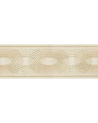 DECO RAYS T30766 16 CREAM by  Kravet Trim