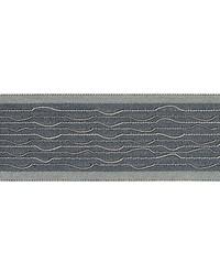 FINE LINES T30767 511 SLATE by  Kravet Trim