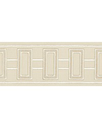 GRID LOCK T30769 1 IVORY by  Kravet Trim