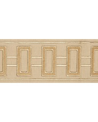 GRID LOCK T30769 12 TAN by  Kravet Trim