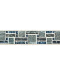 BRICK PATH T30780 515 SLATE by  Kravet Trim