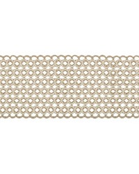 HAMMOCK BORDER T30790 16 LIMESTONE by  Kravet Trim