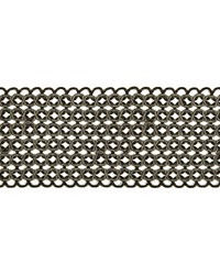 HAMMOCK BORDER T30790 818 GRAPHITE by  Kravet Trim
