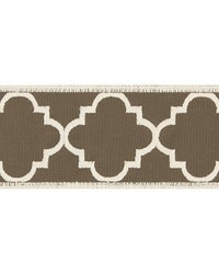 GARDEN OGEE T30793 616 BARK by  Kravet Trim