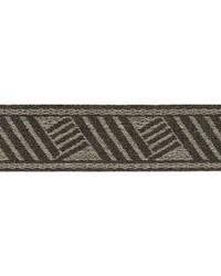 Grey Kravet Trim Kravet Trim MOUNTAIN VIEW T30796 811 GRAPHITE