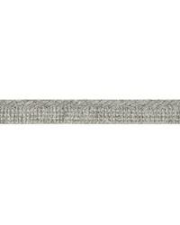 Grey Kravet Trim Kravet Trim TWINE CORD T30802 11 CLOUDY