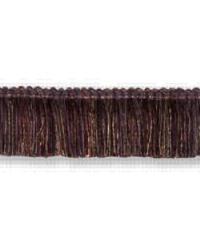 Melange Brush Fringe Ta5211 1030 Currant Brush Fringe by
