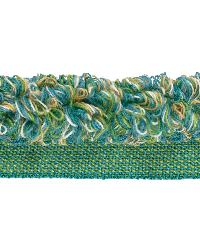 Aloha Rouche Ta5322 335 Turquoise Rouche Trim by