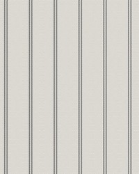 Ticking Stripe WBP11400P WT Charcoal by