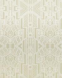 Brandt Geometric Cream by  Ralph Lauren Wallpaper