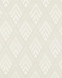 Jazz Age Geometric Cream by