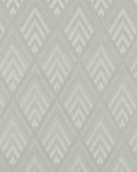Jazz Age Geometric Pearl Grey by