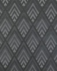 Jazz Age Geometric Charcoal by
