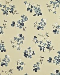 Trefoil Floral Slate by
