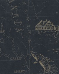 Searsport Map Atlantic by