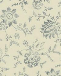 Scrimshaw Floral Slate by