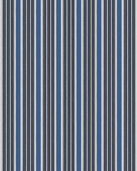 Espadrille Stripe Blue by