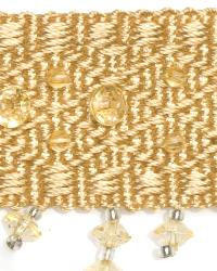 Gold Beaded Trim  01968 Gold