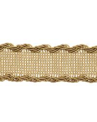 Gold Fabric Trim Border  02496 Gold
