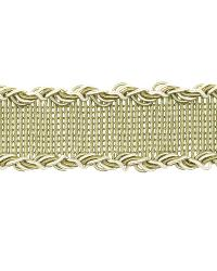 Green Fabric Trim Border  02496 Pistachio