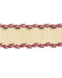 Gold Fabric Trim Border  02496 Passion