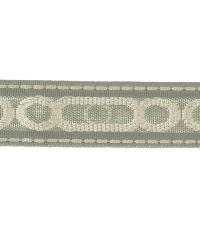 Green Fabric Trim Border  02657 Surf