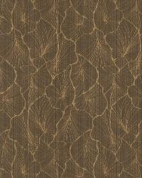 Brown Quilted Matelasse Fabric  02903 Mocha