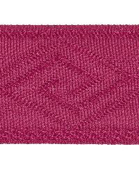 Pink Fabric Trim Border  02867 Fuchsia