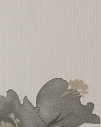 Enchanted Charcoal by  Thybony Wallcoverings